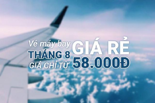 Kinh nghiệm săn vé máy bay giá rẻ mới nhất năm 2019